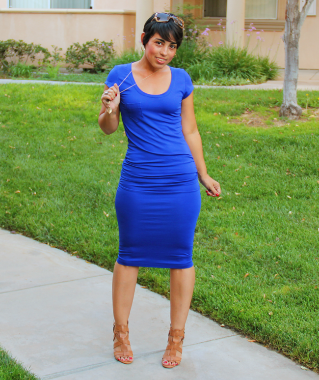 Image of DIY FALL DRESS VIDEO TUTORIAL