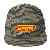 Image of IMMORTAL TIGER STRIPE CAP!
