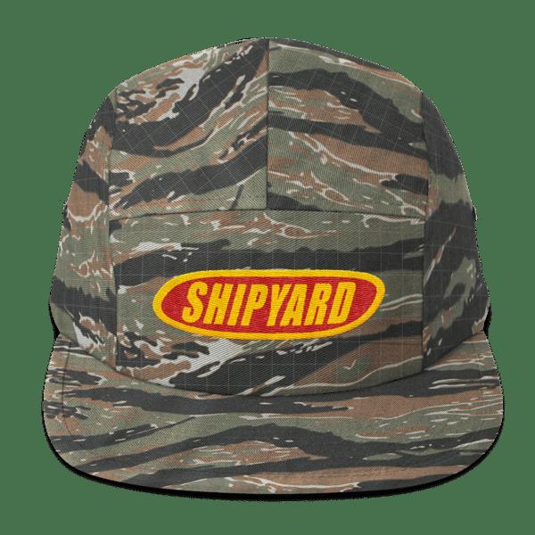 Image of IMMORTAL TIGER STRIPE CAP!