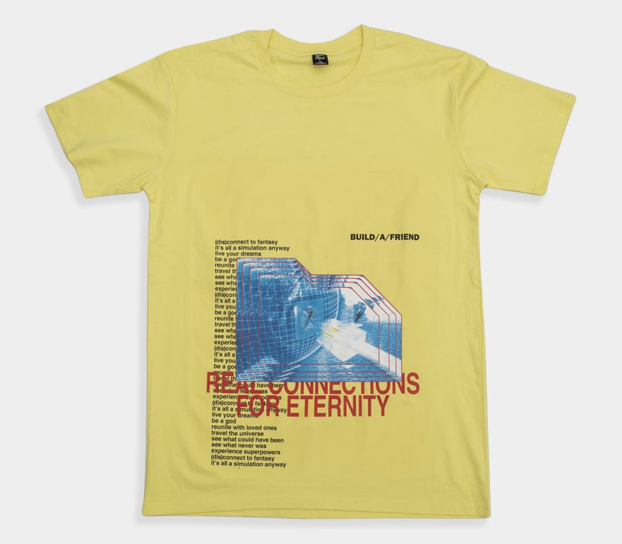 Image of Real Connections Tee