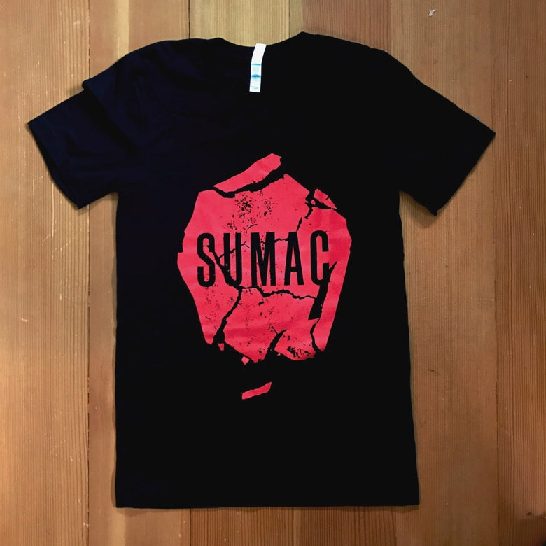 "Image of SUMAC ""Mask"" shirt"