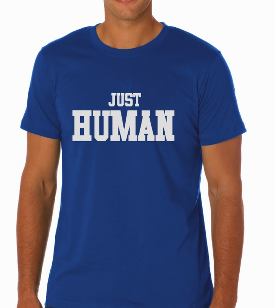 "Image of ""Just Human"" T-SHIRT"