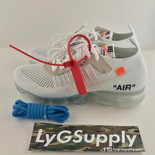 "Image of Off White x Nike Air Vapormax Pt2 ""White"""