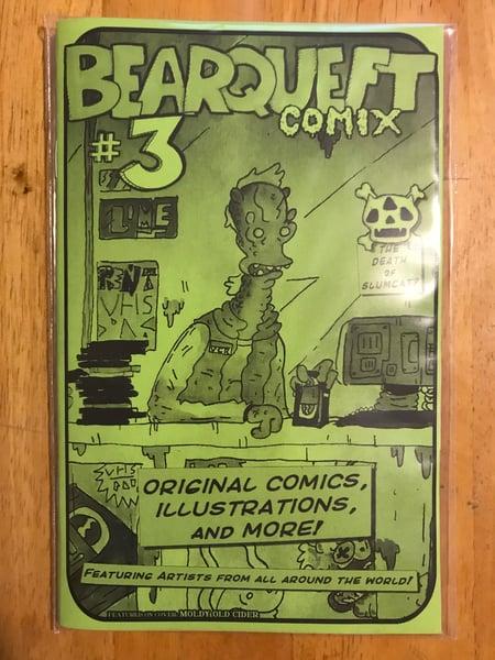 Image of Bearqueft Comix #3 - Zine
