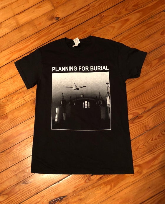 "Image of Planning For Burial ""SWM Church"" shirt"