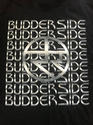 Image of Budderside European Tour T Shirt