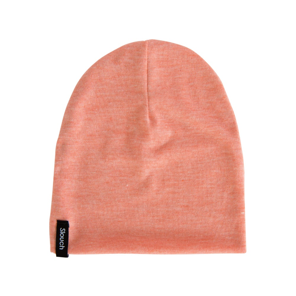 Image of Peach Slouch Beanie