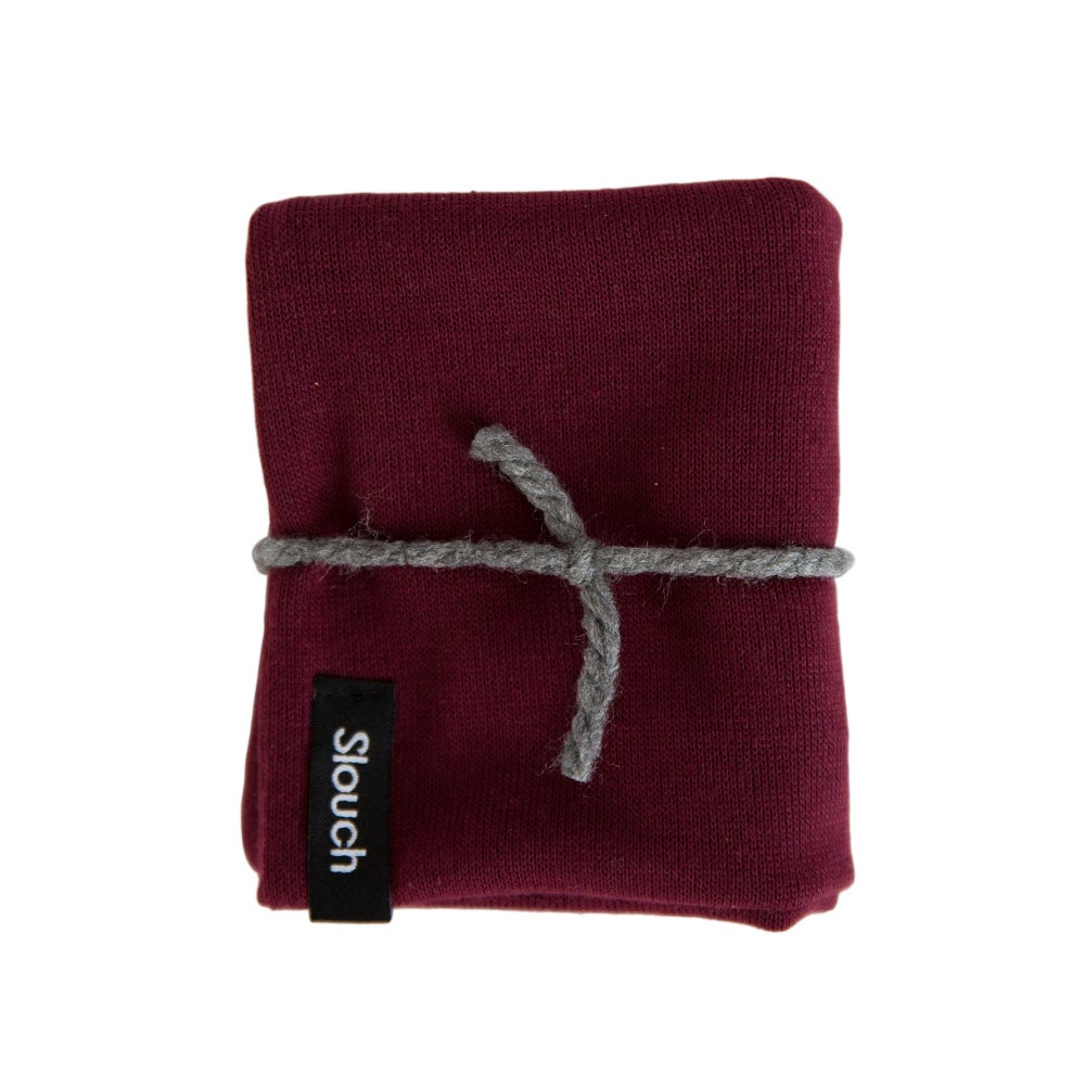 Image of Berry Slouch Beanie