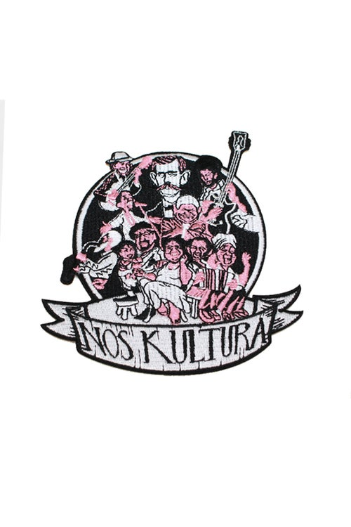 Image of Nos Kultura 4inch Patch