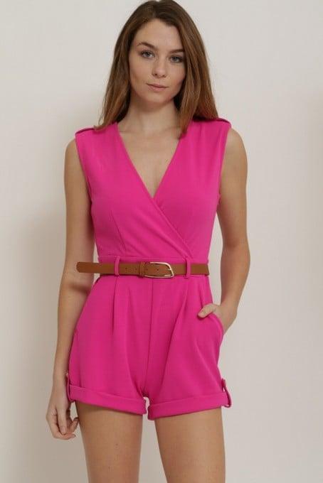 Image of Pink short jumper