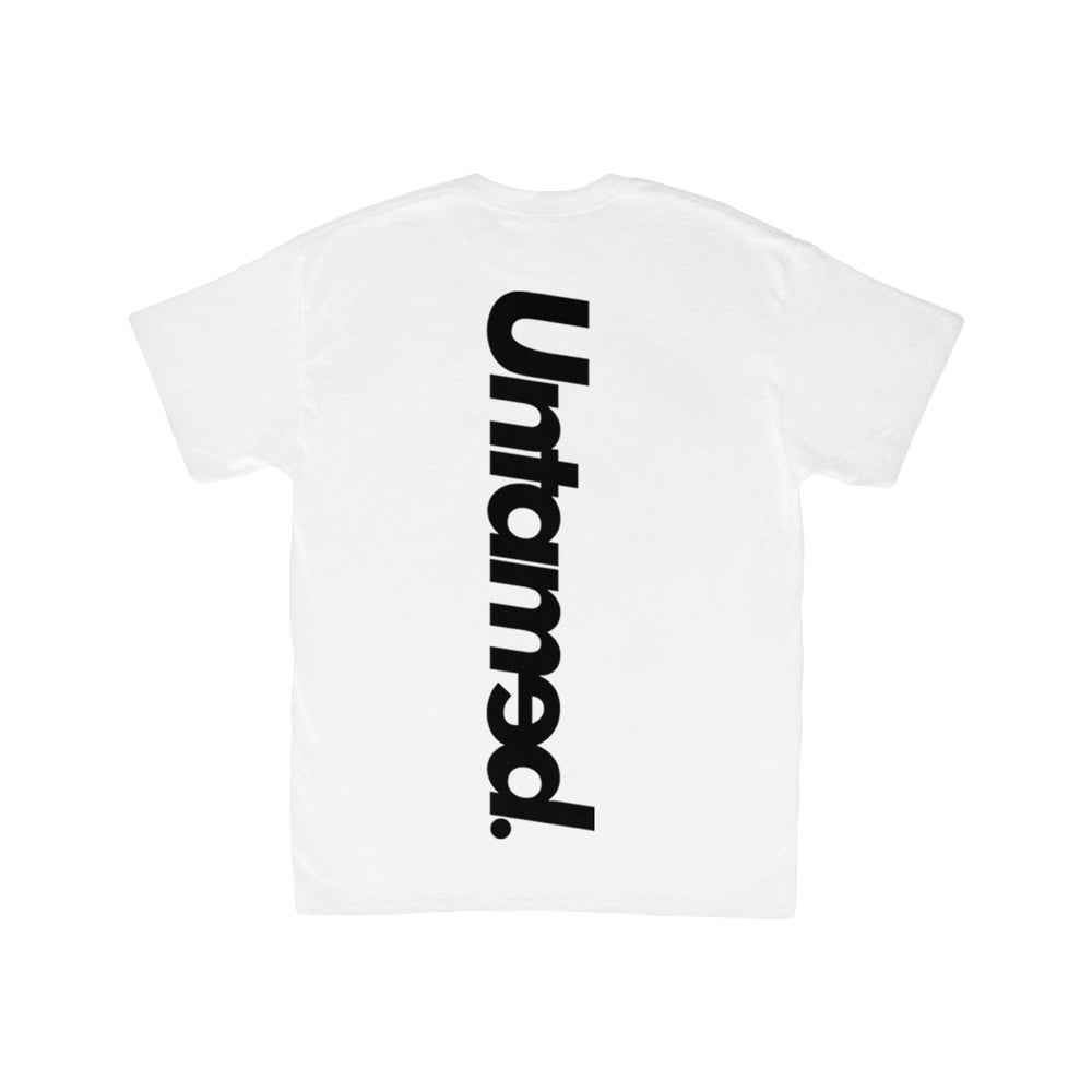 Image of Untamed - White Tee