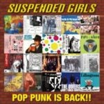 Image of Suspended Girls - Pop Punk Is Back CD