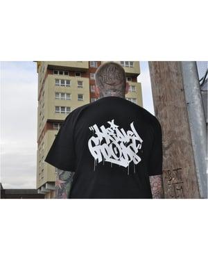 Image of Heavy Goods Riskireas Hand Tshirt