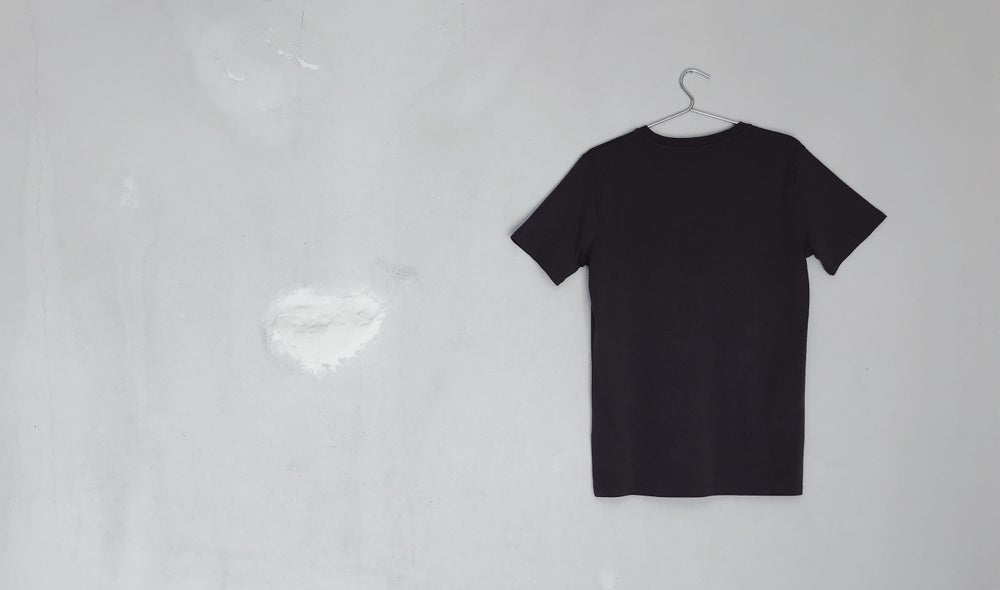 Image of T(shirt)HEBODYASMEDIUM  /ANTHRACITE