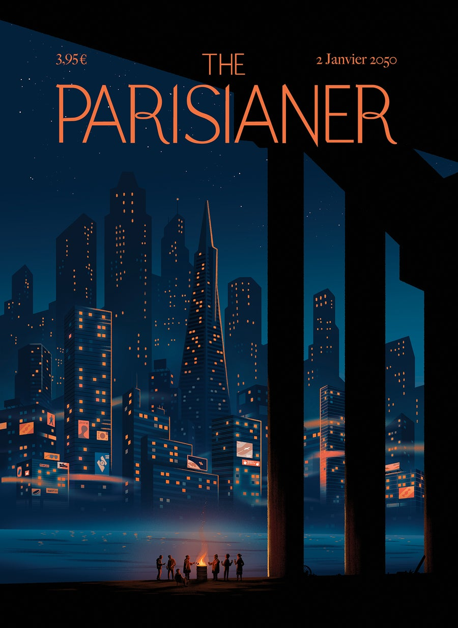 Image of The Parisianer