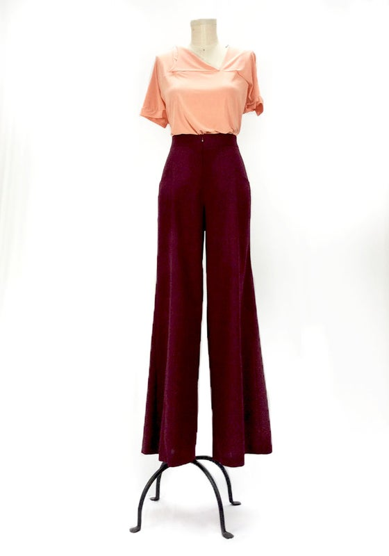 Image of Kate Hepburn Pants