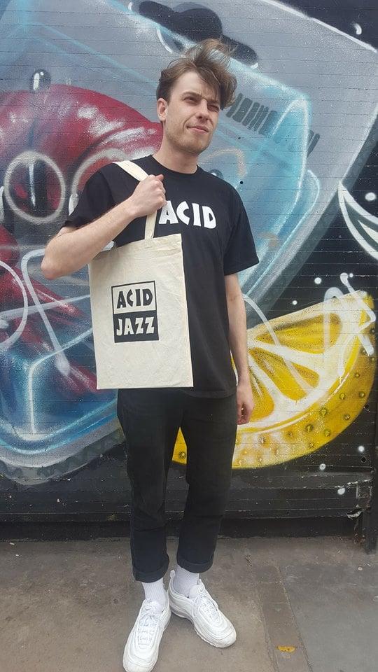 Image of Acid Jazz Tote Bag