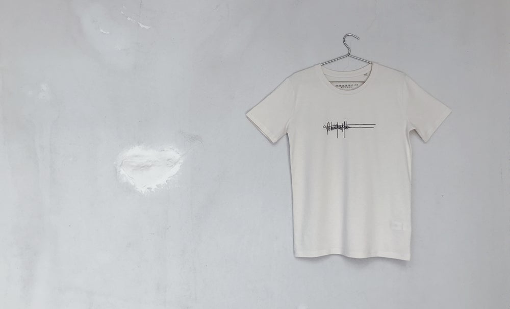 Image of T(shirts)HEBODYASMEDIUM /VINTAGEWHITE