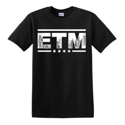 Image of ETM Skyline Logo T-Shirt