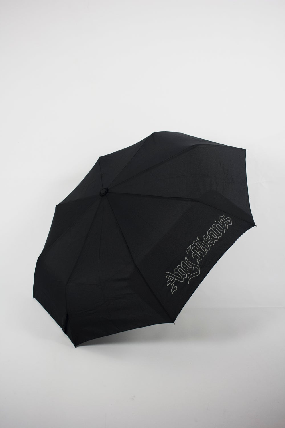 Image of Compact Umbrella in Black