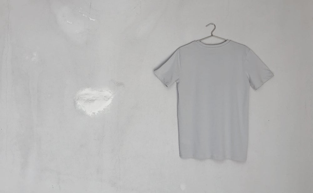 Image of T(shirt)HEBODYASMEDIUM /GREYVIOLET