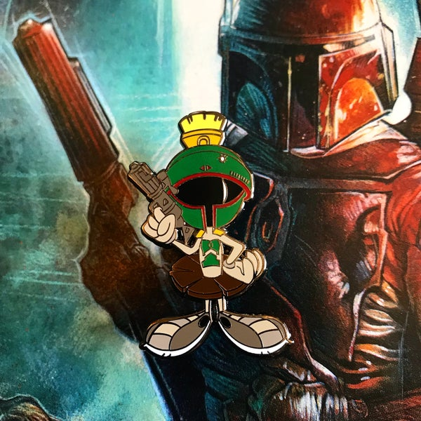 Image of Marvin the Fett