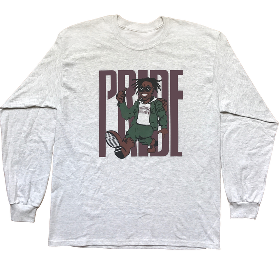 Image of SCHOOL SPIRIT - MOREHOUSE Tee (Long and Short Sleeve)