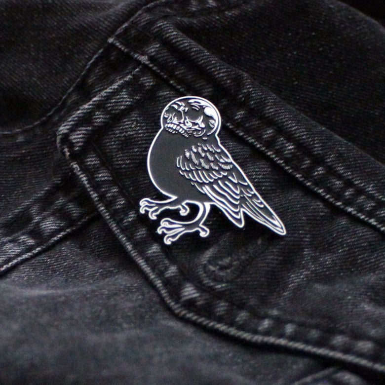 Image of APM BIRD PIN