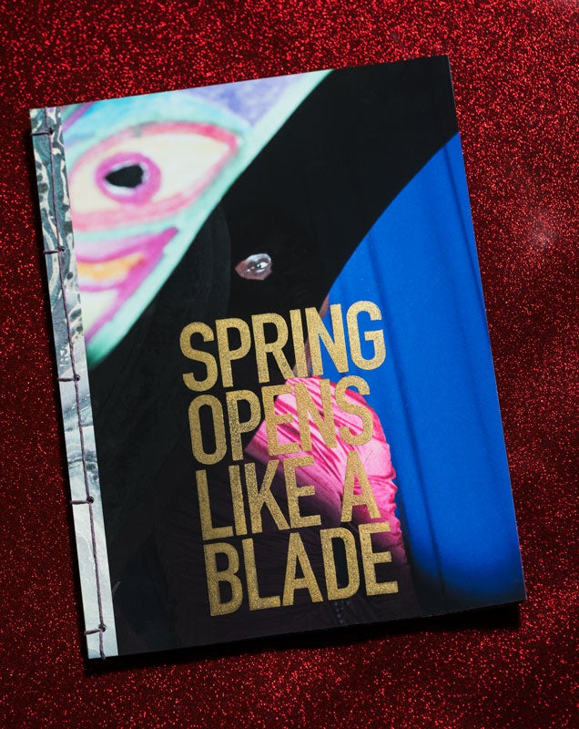 Image of SPRING OPENS LIKE A BLADE