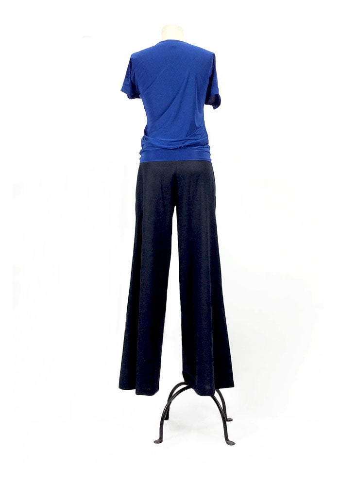 Image of Sahu Top (Electric Blue)