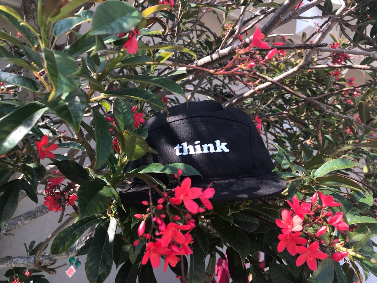 Image of Anti School Thinking Cap Black