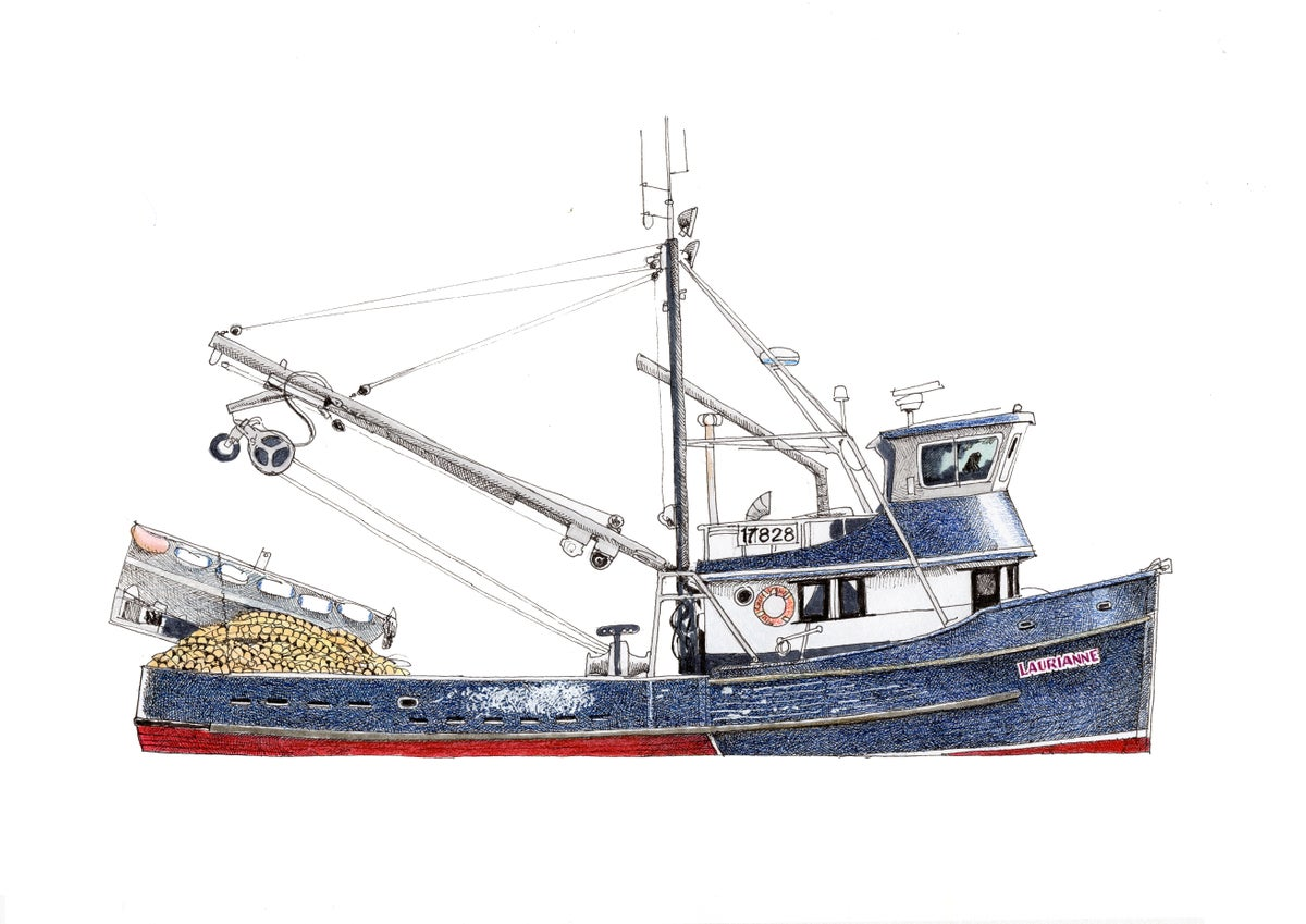 Image of F/V LAURIANNE