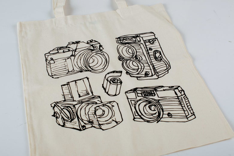 Image of Tote Bag Carrete