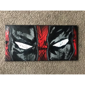 Image of Deadpool #NEHSeyes Limited Run Replica Masterpieces