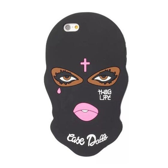 Image of Pretty Gal masked case