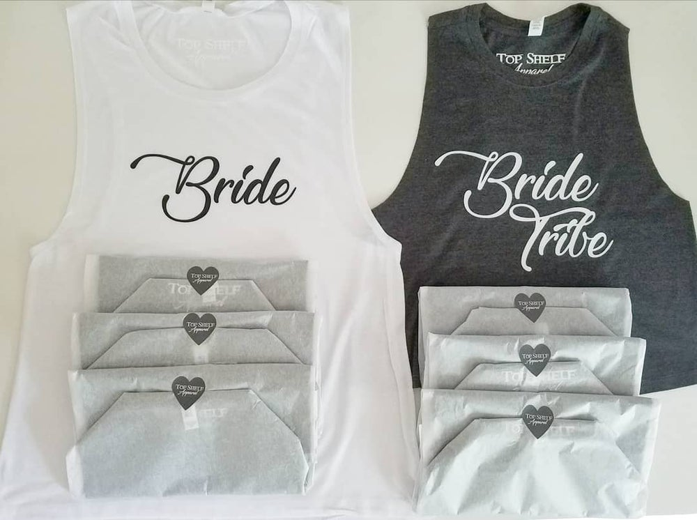Image of Bridal Party - Bride Tribe