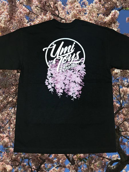 Image of 'Umi Toys Hawai'i Sakura Shirt