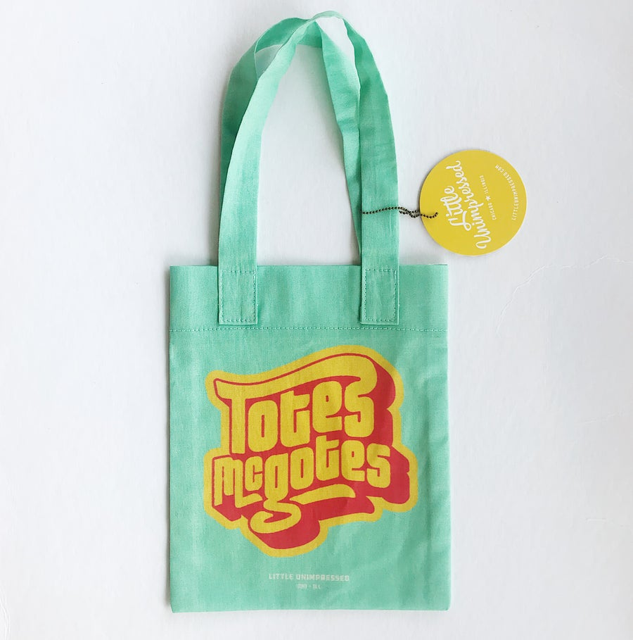 Image of Totes Mcgotes Again