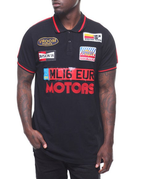 Image of Racing Piquet Polo