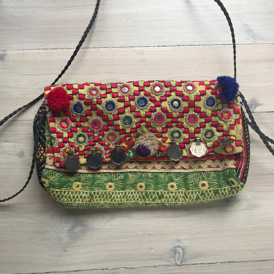 Image of The talitha Souk sling bag #11
