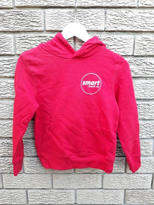 Image of JUNIOR ORGANIC HOODED PULLOVER - Climate Neutral ®