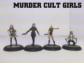 Image of Wild in the Streets Murder Cult Girl Gang