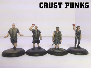 Image of Wild in the Streets Crust Punk Gang