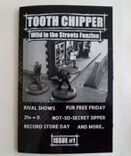 Image of Wild in the Streets - Toothchipper Fanzine Issue 1
