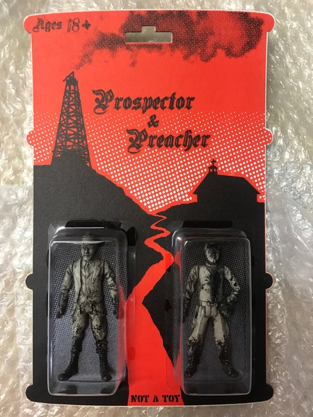 Image of Prospector & Preacher
