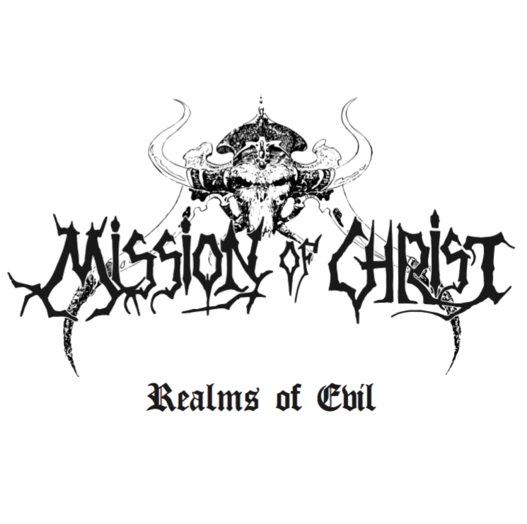 "Image of MISSION OF CHRIST - ""Silence In Grave"" + ""Realms Of Evil"" LP + 7"" Flexi (1986-89)"