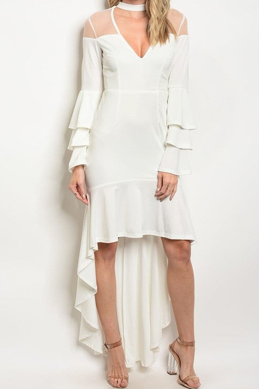 Image of White Kate dress