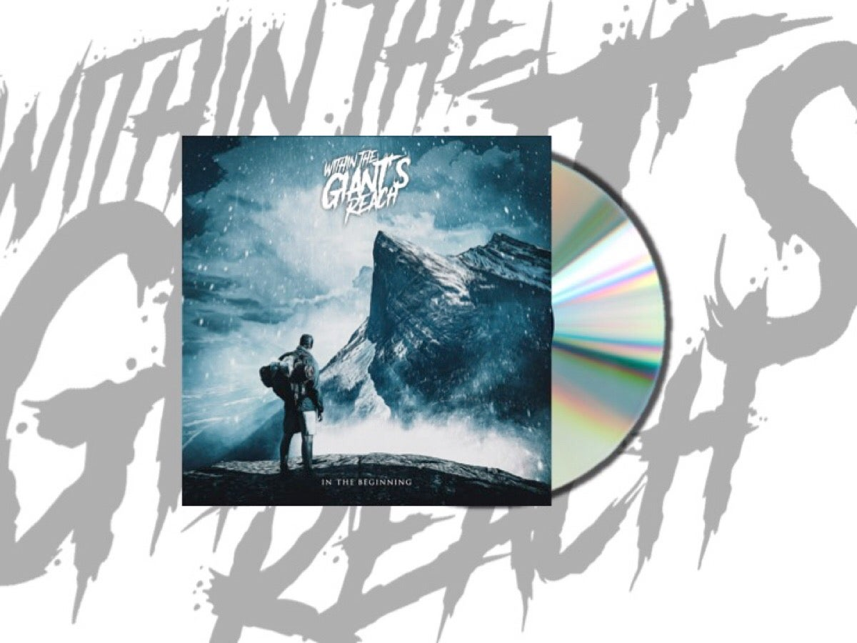 "Image of Debut EP ""In The Beginning"" Physical Copy"