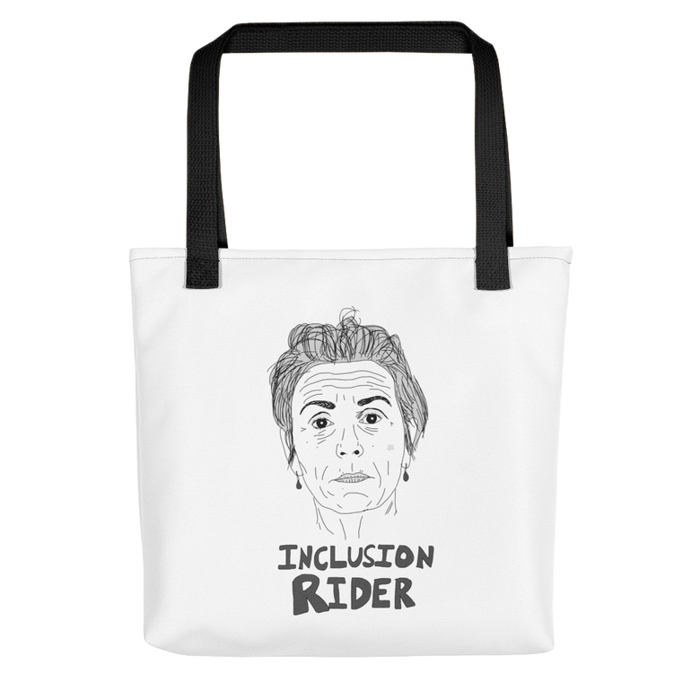"Image of ""Inclusion Rider"" Bag"