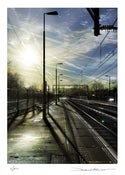 Image of 'Long Shadows' - Limited edition print